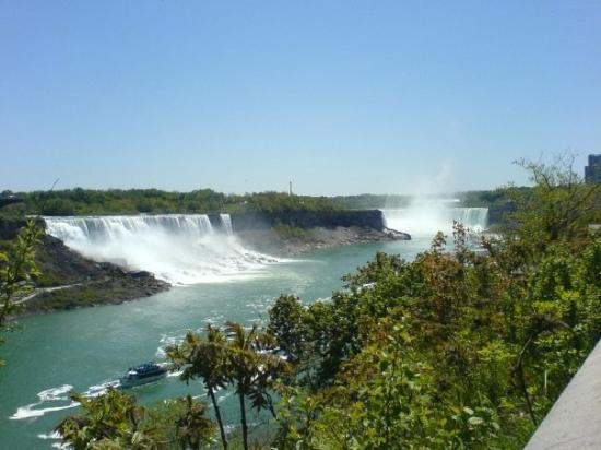 Niagara Falls Resmi