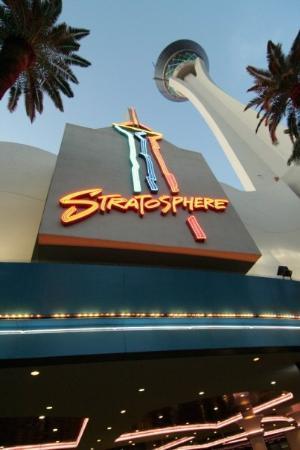 Stratosphere Tower ภาพถ่าย