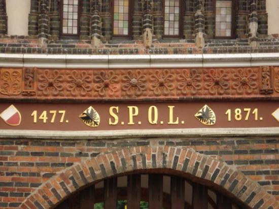 ลือเบค, เยอรมนี: Lubeck, Schleswig-Holstein, Germany