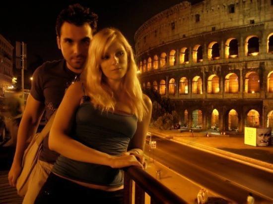 โคลอสเซียม: ROMA 09- Coliseo de noche