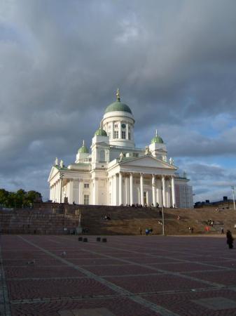 วิหารลูเธอรัน: ヘルシンキ大聖堂(Helsinki Cathedral)