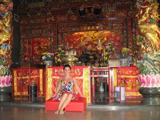 Chinese Museum Photo