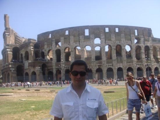 โคลอสเซียม: El Coliseo - ROMA