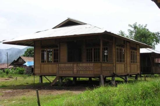 Origineel minahasa huis picture of manado north sulawesi