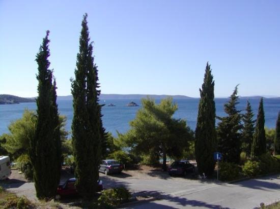 Trogir, โครเอเชีย: Výhled