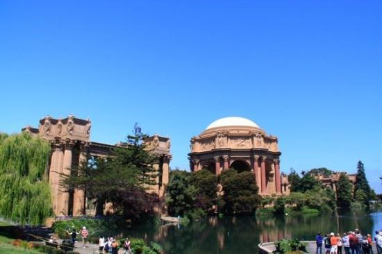 Palace of Fine Arts Theatre: The palace of Fine arts