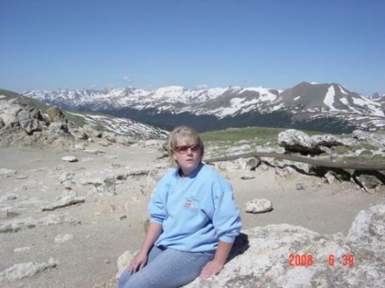 Rocky Mountain National Park, โคโลราโด: highest point of the rocky mountain colorado