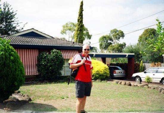 เมลเบิร์น, ออสเตรเลีย: Neighbours set (Doc Kenndy's house) Oz 2003