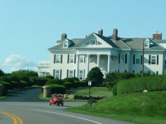 นิวพอร์ต, โรดไอแลนด์: Maison à Newport. Think big (Newport, Rhode Island).