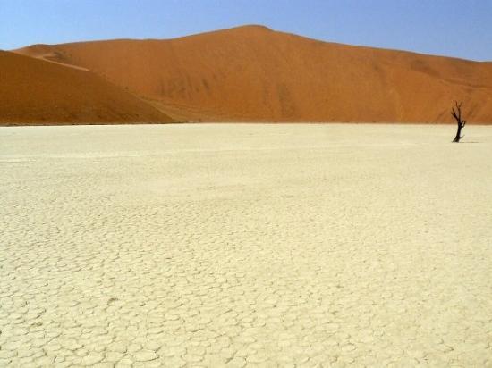 Sossusvlei, นามิเบีย: Deadvlei - anche uno dei posti più belli del mondo