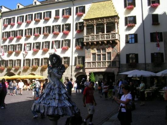 อินส์บรุค, ออสเตรีย: Il Tettuccio d'oro,Innsbruck
