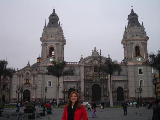 Plaza de Armas (Plaza Mayor) ภาพถ่าย