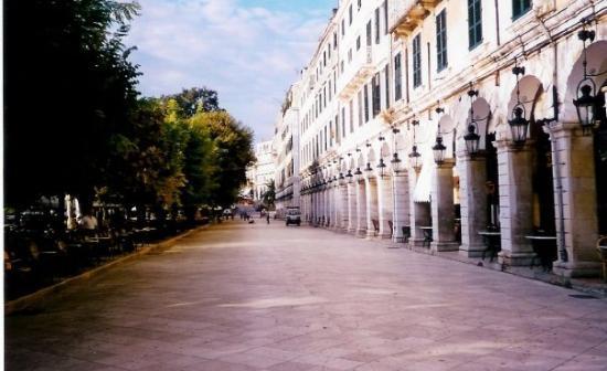 Corfu Town, กรีซ: Corfu - Greece 2001