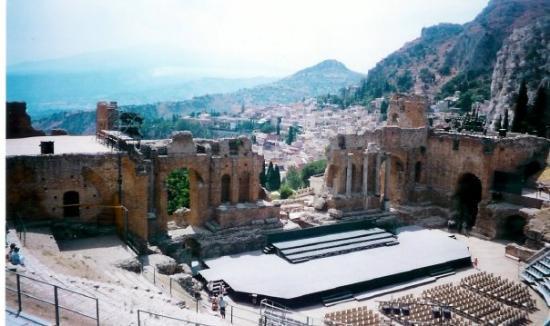 ทาโอร์มินา, อิตาลี: Taormina - Sicilia 2001