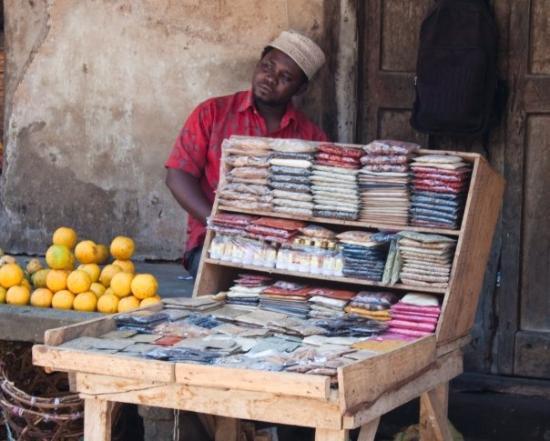 แซนซิบาร์, แทนซาเนีย: ...Zanzibar Spices...