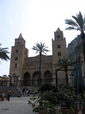Cefalu, อิตาลี: Il Duomo