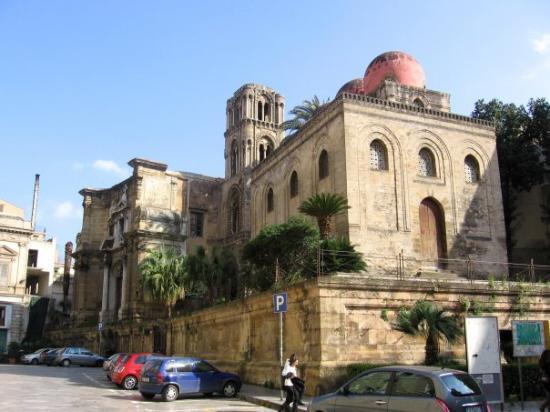ปาแลร์โม, อิตาลี: Chiesa S. Cataldo