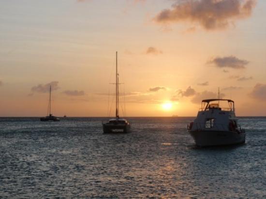 ปาล์มบีช/อีเกิลบีช, อารูบา: Can't get enough of Aruba sunsets