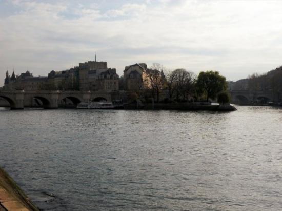 Île de la Cité: Ile de la Cite