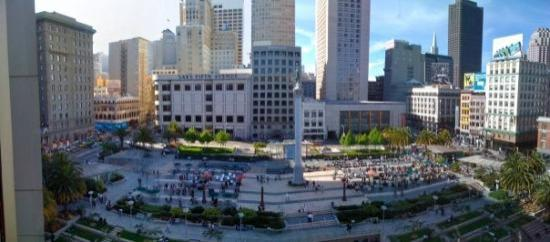 Union Square: my favorite picture of my favorite city