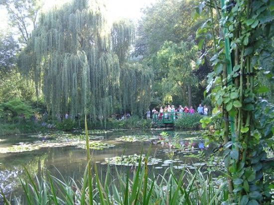 สวนและบ้านของเคลาด์โมเนท์ ภาพถ่าย