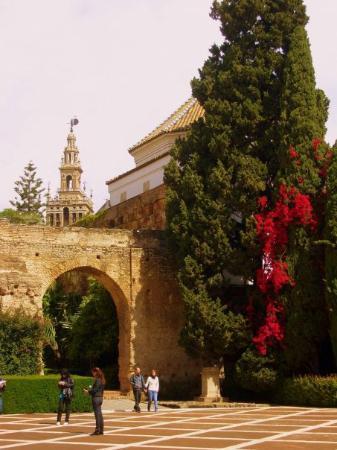 เซบียา, สเปน: Real Alcázar