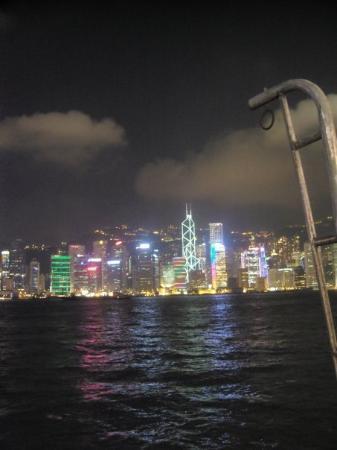 ท่าเรือ สตาร์เฟอร์รี่: HK at night