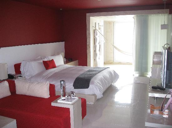 دابليو ميكسيكو سيتي: Cool Room! W/ Hammock!