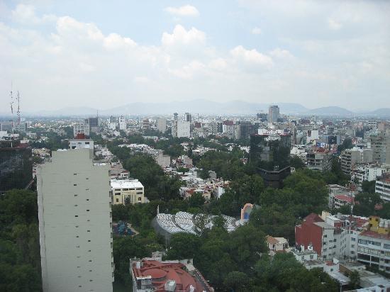 دابليو ميكسيكو سيتي: View