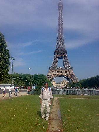 ปารีส, ฝรั่งเศส: eiffel tour