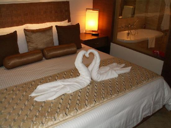 kingsize bett picture of vivanta by taj panaji panjim tripadvisor. Black Bedroom Furniture Sets. Home Design Ideas