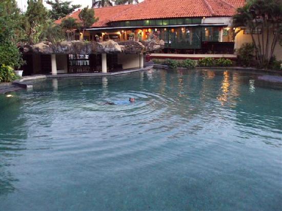 Aruna Senggigi: swimming pool