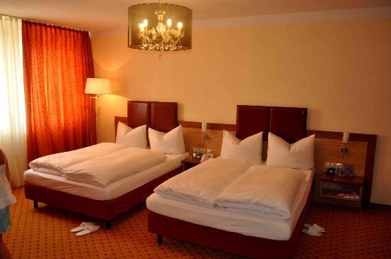 Habitacion Familiar Picture Of Hotel Sonne Fussen