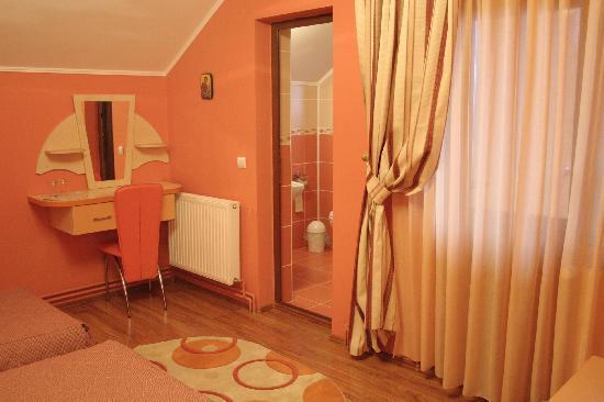 Pensiunea Andreea: All rooms have bathroom (shower)