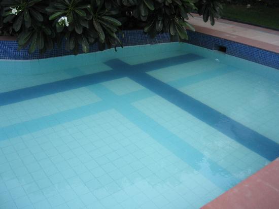 โรงแรมเลมอนทรี ออรังกาบัด: Pool, just a little dirty.