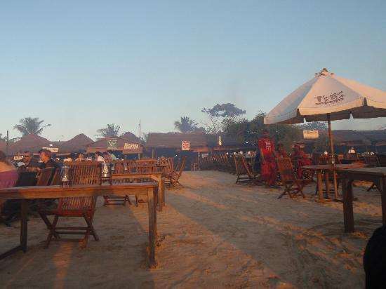 View of Kalang Anyar Restaurant