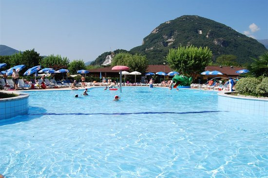 Continental Lido: the pool