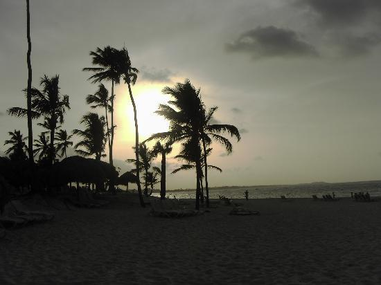 Majestic Colonial Punta Cana: Atardecer