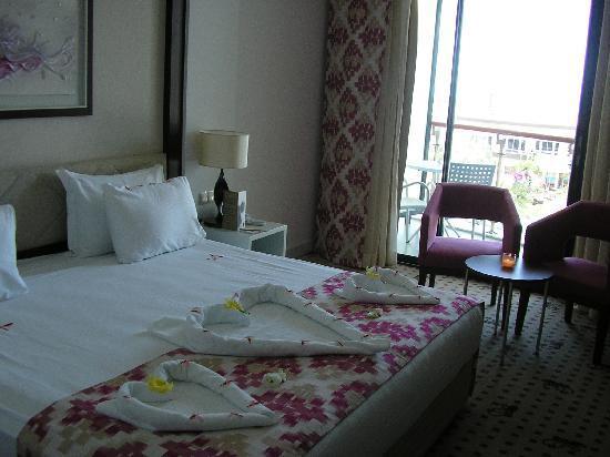 Baia Lara Hotel: The Room