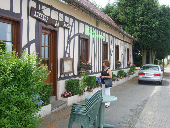 Verton, Francuska: Auberge du Bahot