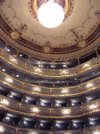 The Estates Theatre: Inside the Estates' Theatre
