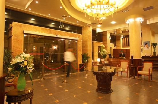 Captains Hotel: Hotel Lobby