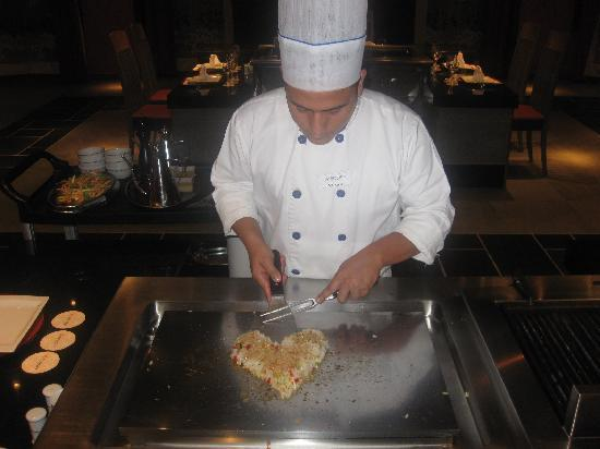 Iberostar Grand Hotel Bavaro: Honeymoon fried rice