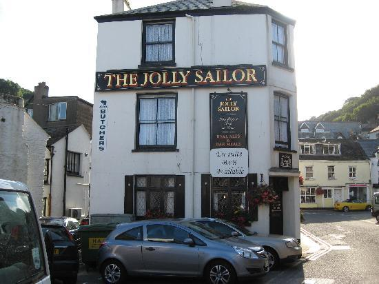 The Jolly Sailor Inn: The Jolly Sailor