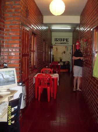 Hostel Irupe: is a place to meet people