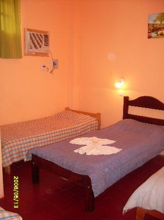 Hostel Irupe: shared rooms