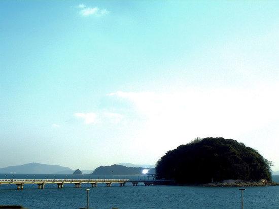 Gamagori, Japonya: 竹島