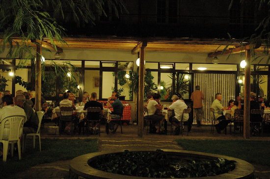 Province of Viterbo, Italy: Dining al Fresco
