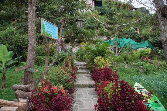 Eco Hotel Uxlabil Atitlan: Ecohotel Uxlabil