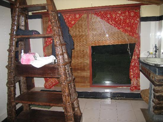Wayanad District, الهند: bath room